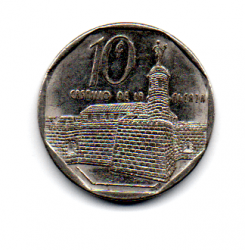 Cuba - 2000 - 10 Centavos