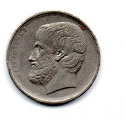 Grécia - 1982 - 5 Drachmai