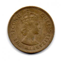 Hong Kong - 1959 - 10 Cents