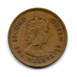 Hong Kong - 1961 - 10 Cents