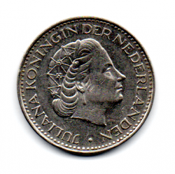 Holanda - 1968 - 1 Gulden