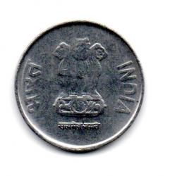 Índia - 2014 - 1 Rupee