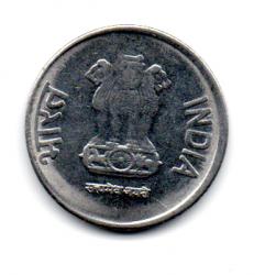 Índia - 2015 - 1 Rupee