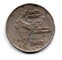 Índia - 2003 - 2 Rupees