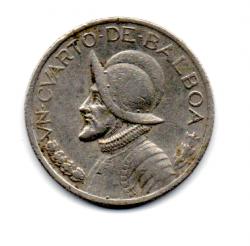 Panamá - 1993 - ¼ Balboas