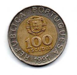 Portugal - 1991 - 100 Escudos