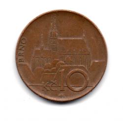 Republica Tcheca - 2003 - 10 Korun