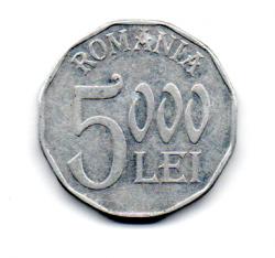 Romênia - 2003 - 5000 Lei