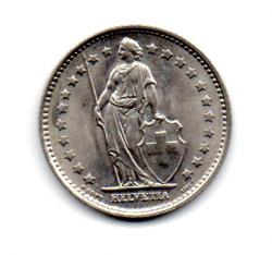 Suíça - 1968 - 1 Franc