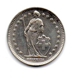 Suíça - 1969 - 1 Franc