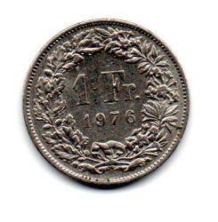 Suíça - 1976 - 1 Franc