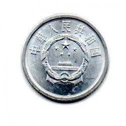 China - 1980 - 1 Fen