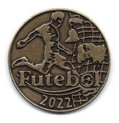 Medalha Futebol 2022 - Bélgica