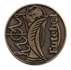 Medalha Futebol 2022 - Troféu