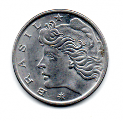 1979 - 20 Centavos - Moeda Brasil - Estado de Conservação: Muito Bem Conservada (MBC)