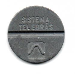 Ficha Telefônica - Local - Fontamac - Sistema Telebrás - 1980