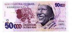 C240 - 50000 Cruzeiros Reais - Baiana - Data: 1994