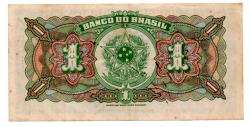 .R193a- 1 Mil Réis - 1° Estampa - Assinada a mão / Autografada - Série 140 - Campos Salles - Data: 1923 - Mbc/Sob
