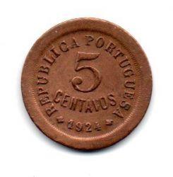 Portugal - 1924 - 5 Centavos