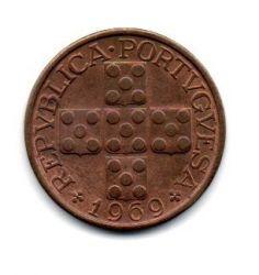 Portugal - 1969 - 20 Centavos (XX)
