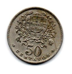 Portugal - 1945 - 50 Centavos